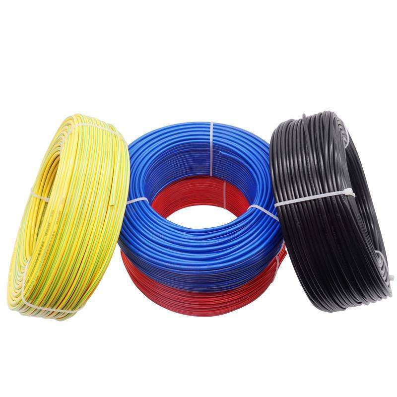 1.5 MM Single Core Copper PVC Insulated Electrical Cable Wire