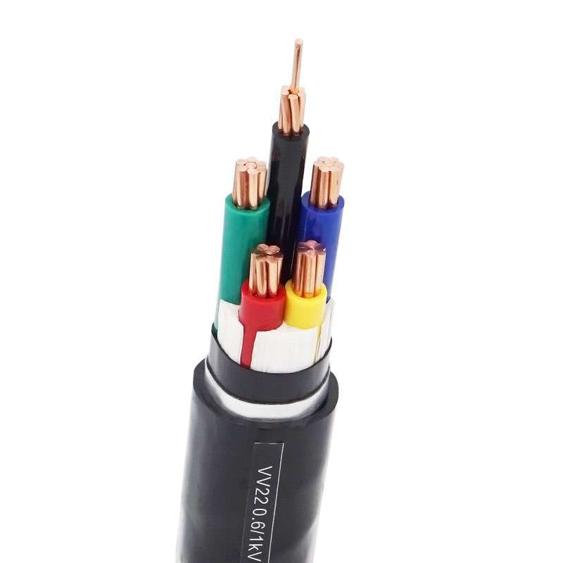 0.6/1KV PVC Insulated and Sheathed Power Wire PVC Cable
