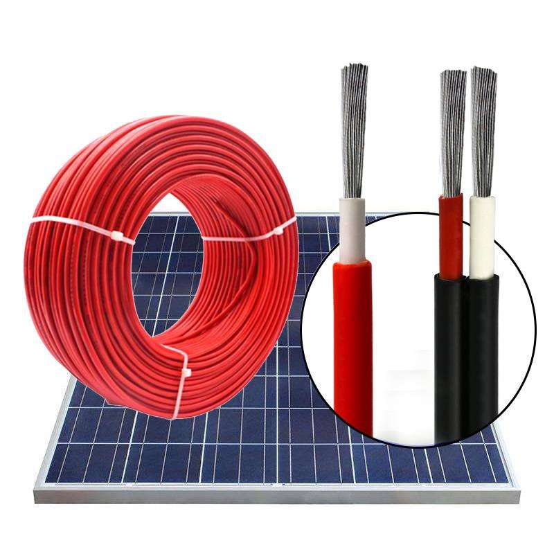 Wholesale Price 6MM DC Solar Cable