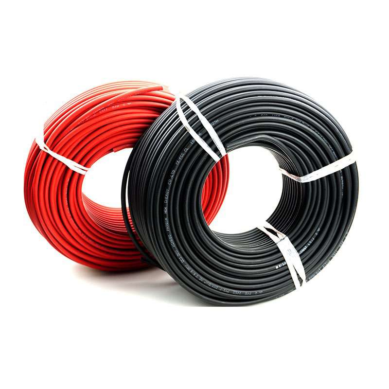 4 Sq MM DC Solar Cable Wholesale Price