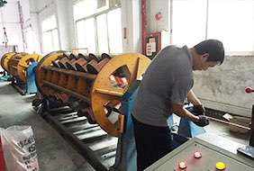 XLPE cable factory