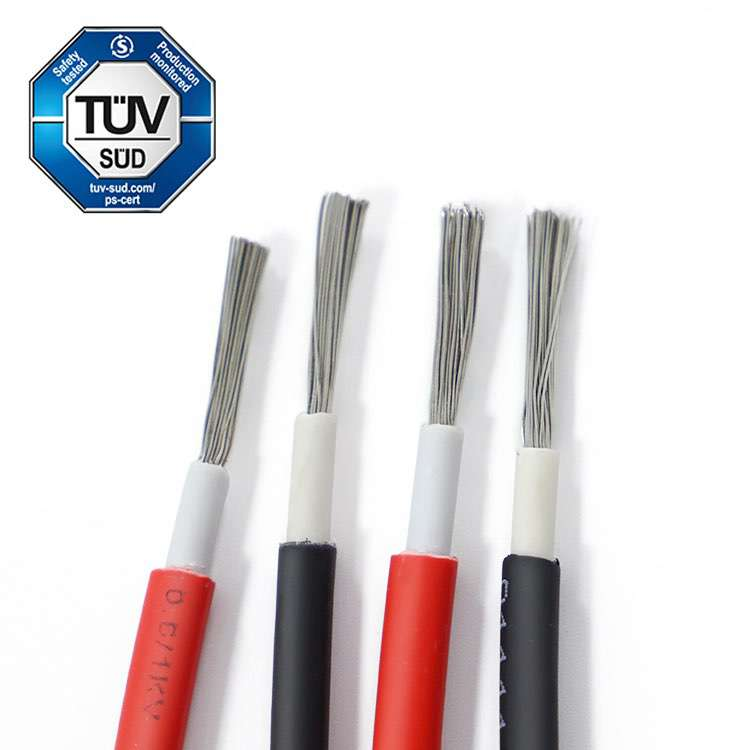 1500V Low Smoke Zero Halogen PV Solar Cable Manufacturers in China