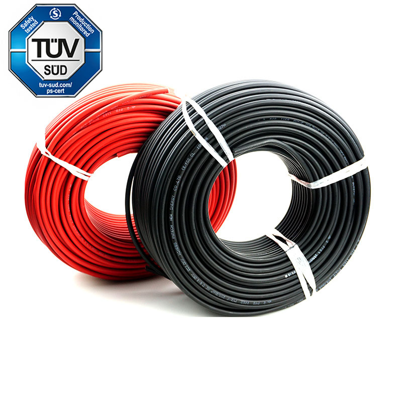 TUV DC Photovoltaic Solar Power Cable