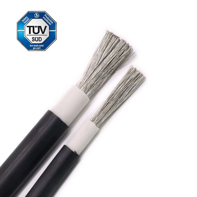 China DC Solar Cable Suppliers